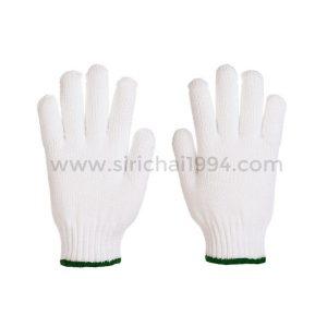 ถุงมือผ้าทอ 7 ขีด
